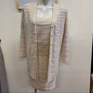 ST. JOHN COLLECTION BY MARIE GRAY 3 PIECE SET SZ 6
